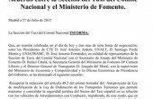 """<a href=""""http://www.confetaxi.org/wp-content/uploads/2012/07/Nota-de-prensa-CTE-UNALTA-28072012.jpg""""></a>Madrid a 27 de Julio de 2012 La Sección del Taxi del Comité Nacional INFORMA: Que, en reunión celebrada, en el día de hoy y tras mas de siete horas de negociación, entrelos Presidentes de CTE D. José Artemio Ardura, UNALT,…"""