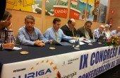 Oviedo |25/04/2013.- El asturiano José Artemio Ardura ha sido reelegido, para su tercer mandato, como Presidente de la CTE en un clima de concordia y unidad de las delegaciones presentes ante los desafios legislativos que se avecinan.Este jueves ha concluido, en…