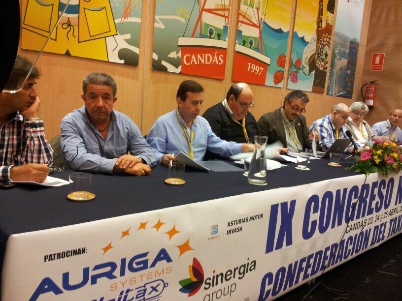 Nueva Junta de la CTE, tras el IX Congreso