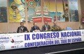 """<a href=""""http://www.confetaxi.org/wp-content/uploads/2013/04/mesacongreso.jpg""""></a>Candás (Asturias).- La Confederación del Taxi de España (CTE) inició ayer su IX Congreso Nacional en la localidad de Candás (concejo de Carreño) en Asturias. A la apertura del Congreso asistieron el director general de Transportes, Manuel Caldevilla, el alcalde de…"""